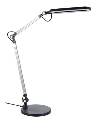 Novel LED LAMPA NA PSACÍ STŮL, dotykový stmívač, 20/105 cm - černá
