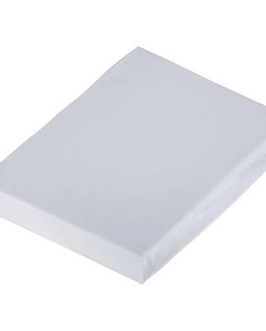 Novel PROSTĚRADLO NAPÍNACÍ, žerzej, bílá, 180/200 cm - bílá