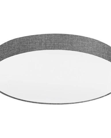 STROPNÍ SVÍTIDLO, 76/15 cm - šedá, bílá