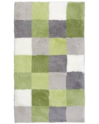 Kleine Wolke KOBEREC DO KOUPELNY, 70/120 cm - zelená