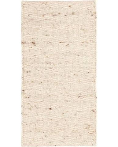 Linea Natura RUČNĚ TKANÝ KOBEREC, 60/110 cm, krémová - krémová