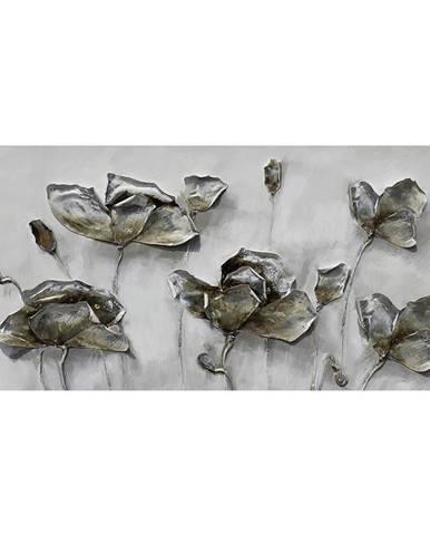 Monee OLEJOMALBA, květiny, 120/55 cm - vícebarevná