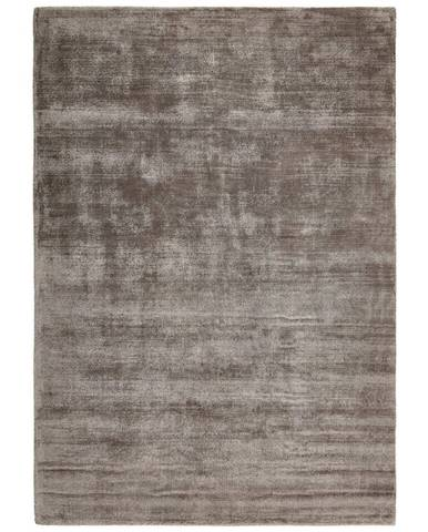 Novel KOBEREC, 80/150 cm, šedohnědá - šedohnědá