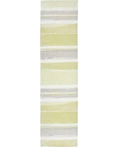 Novel UBRUS 'BĚHOUN' NA STŮL, 45/165 cm, zelená - zelená