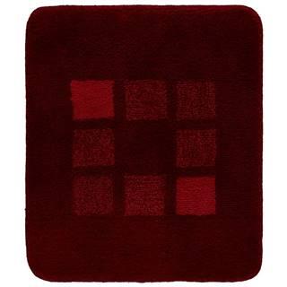 Kleine Wolke KOBEREC DO KOUPELNY, 50/60 cm - červená