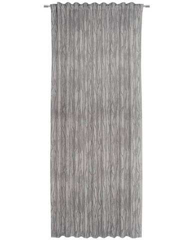 Esposa HOTOVÝ ZÁVĚS, zatemnění, 140/245 cm - šedá