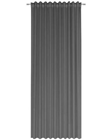 Esposa HOTOVÝ ZÁVĚS, zatemnění, 140/300 cm - antracitová
