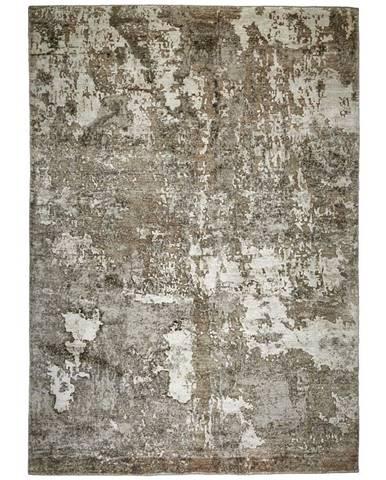 Esposa ORIENTÁLNÍ KOBEREC, 140/200 cm, barvy grafitu, šedá - barvy grafitu, šedá