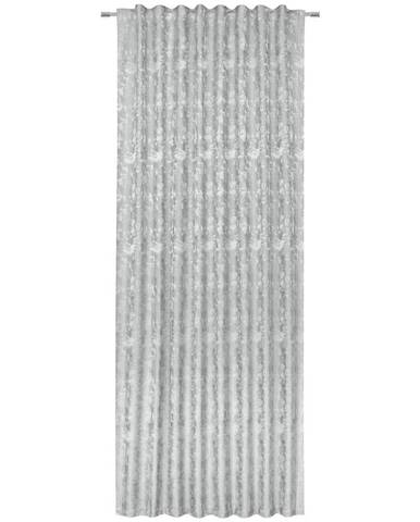 Novel HOTOVÝ ZÁVĚS, neprůsvitné, 135/255 cm - šedá
