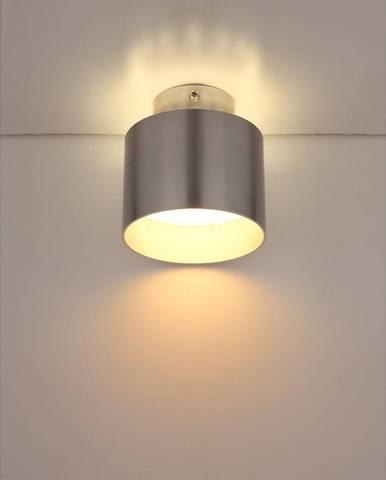 STROPNÍ LED SVÍTIDLO, 9,8/10 cm - barvy niklu
