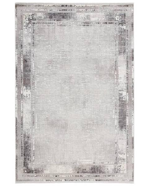 Dieter Knoll Dieter Knoll TKANÝ KOBEREC, 160/230 cm, šedá - šedá
