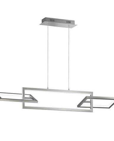 Ambiente ZÁVĚSNÉ LED SVÍTIDLO, 100 cm - barvy niklu