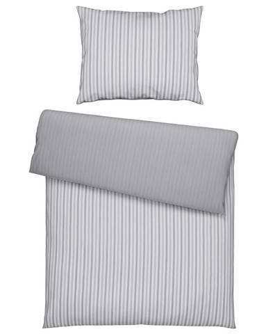 Esprit POVLEČENÍ, renforcé, šedá, světle šedá, béžová, 140/200 cm - šedá, světle šedá, béžová