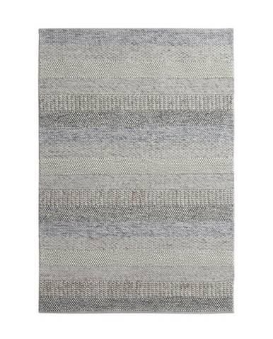 Linea Natura RUČNĚ TKANÝ KOBEREC, 130/190 cm, přírodní barvy - přírodní barvy