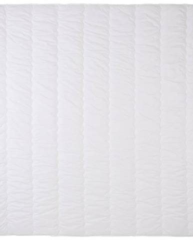 Sleeptex DEKA, 200/200 cm, polyester, rouno, duté vlákno - bílá