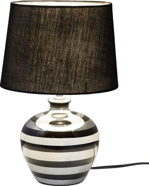 Xora Xora STOLNÍ LAMPA, E14, 20/30 cm - černá
