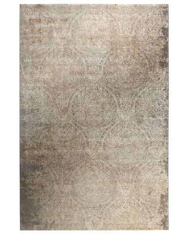 Esprit VINTAGE KOBEREC, 160/225 cm, barvy stříbra, béžová - barvy stříbra, béžová