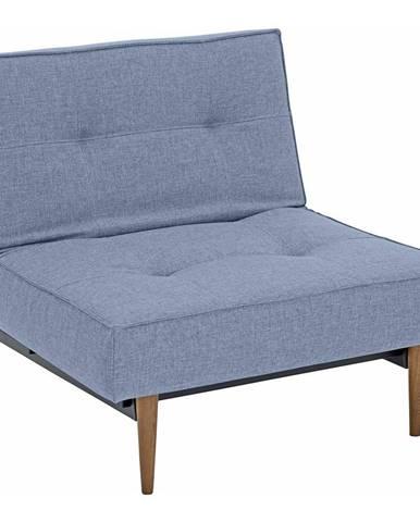 Innovation KŘESLO, textil, modrá - modrá