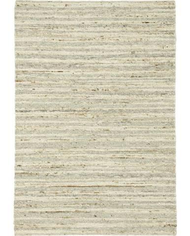 Linea Natura RUČNĚ TKANÝ KOBEREC, 70/130 cm, přírodní barvy - přírodní barvy