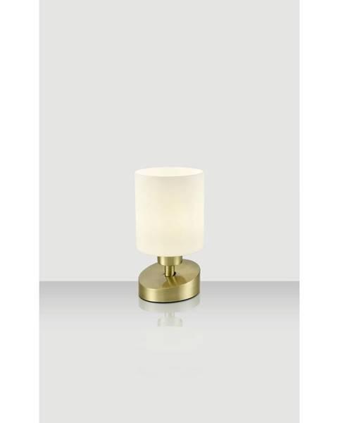 Xora Xora STOLNÍ LAMPA, E14, 10/22 cm - opál