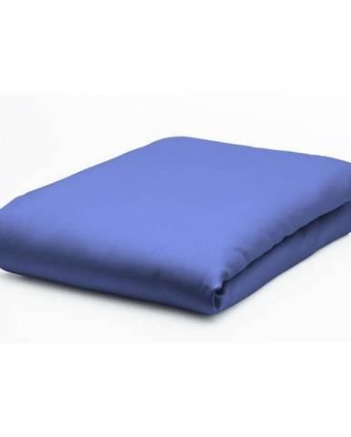 Fleuresse PROSTĚRADLO NAPÍNACÍ, žerzej, světle modrá, 180/200 cm - světle modrá