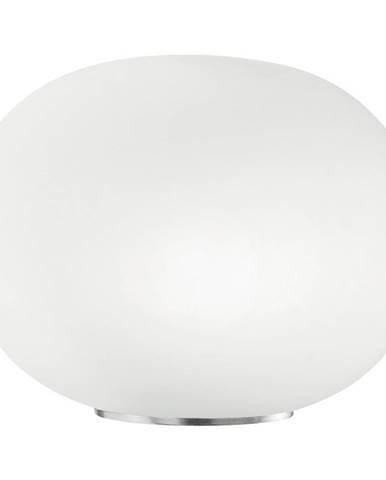 LAMPA STOLNÍ, E27, 36/36/27 cm - bílá