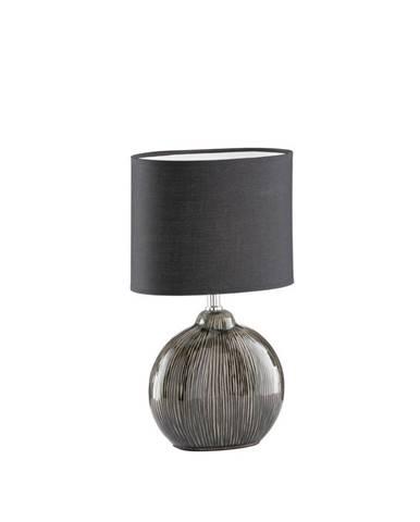 STOLNÍ LAMPA, E14, 23/13/39 cm - zelená