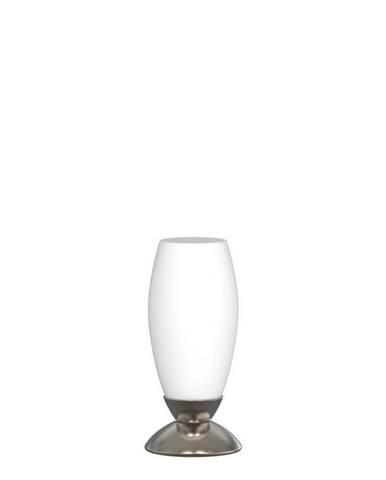 STOLNÍ LAMPA, E14, 8,5/20,5 cm - bílá