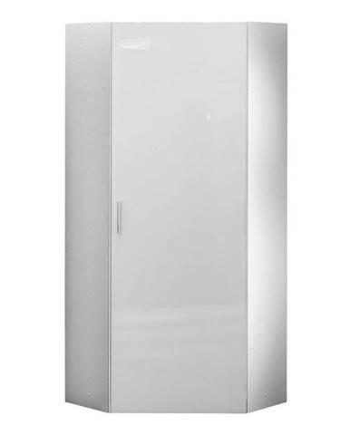 Xora ŠATNÍ SKŘÍŇ, bílá, 80/185/80 cm - bílá
