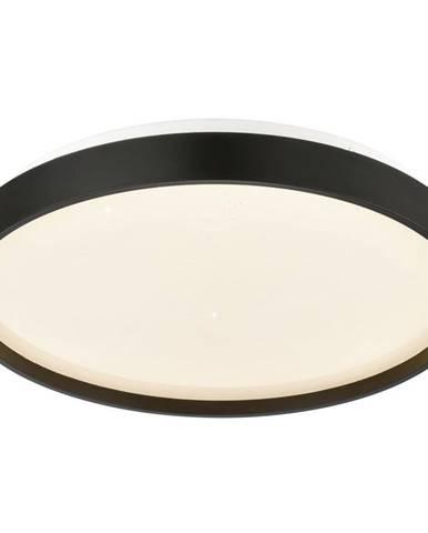 Xora STROPNÍ LED SVÍTIDLO, 39 cm - černá
