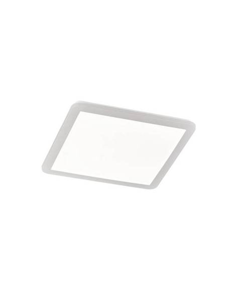 Novel STROPNÍ LED SVÍTIDLO, 40/3/40 cm - bílá, titanová