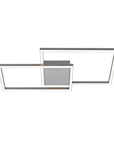 Boxxx STROPNÍ LED SVÍTIDLO, 49/24,5/5 cm - barvy niklu