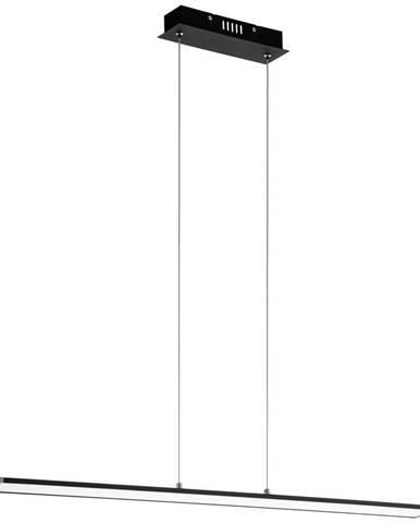 Novel ZÁVĚSNÉ LED SVÍTIDLO, 101/10/120 cm - černá, bílá, barvy chromu