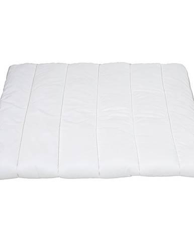 Primatex PROŠÍVANÁ PŘIKRÝVKA, 140/200 cm, polyester - bílá