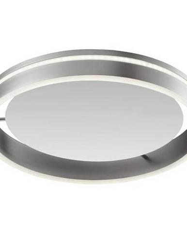 STROPNÍ LED SVÍTIDLO, 40/8 cm - barvy stříbra