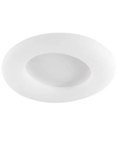 STROPNÍ LED SVÍTIDLO, 75/13/75 cm - bílá