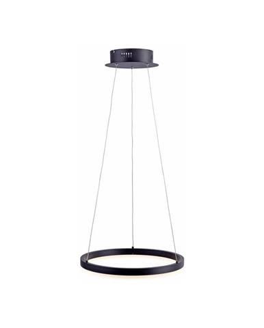 ZÁVĚSNÉ LED SVÍTIDLO, 40/120 cm - antracitová