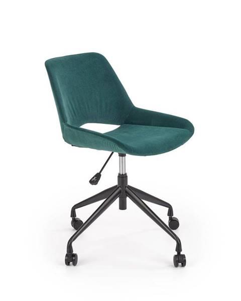 Halmar Halmar Dětská židle Scorpio, tmavě zelená