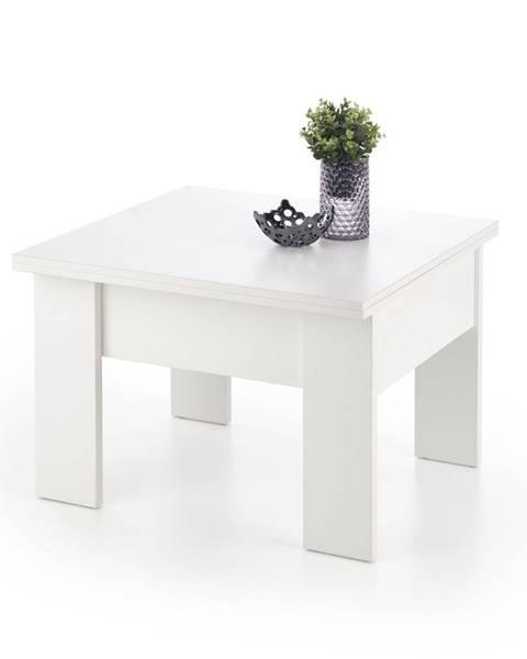Halmar Halmar Konferenční stolek SERAFIN, bílý