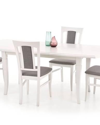 Halmar Jídelní stůl FRYDERYK 160/240, bílý