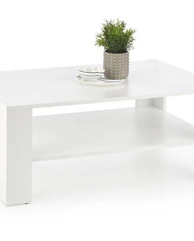 Halmar Konferenční stolek Kwadro, bílý