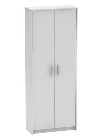 Tempo Kondela Kancelářská skříň Johan 2 New 5, bílá