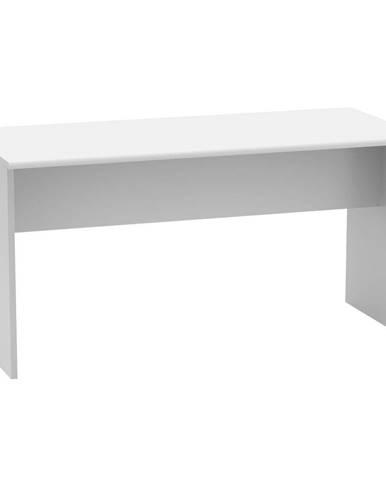 Tempo Kondela Kancelářský oboustranný stůl Johan 2 New 8, bílý