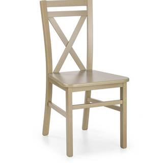Halmar Jídelní židle Dariusz 2, dub sonoma