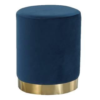 Tempo Kondela Taburet Alaz, modrý