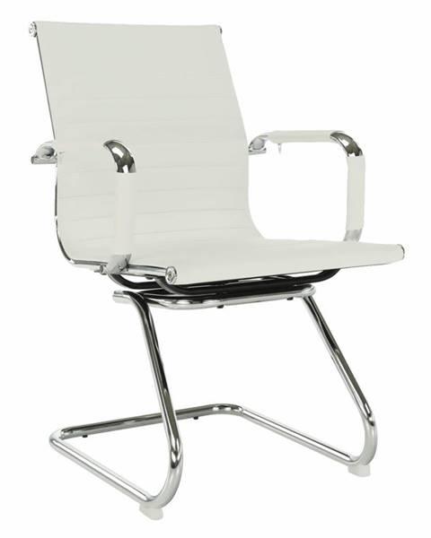 Halmar Tempo Kondela Konferenční židle Azure 2 New 2, bílá