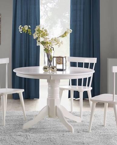 Halmar Jídelní stůl GLOSTER, bílý