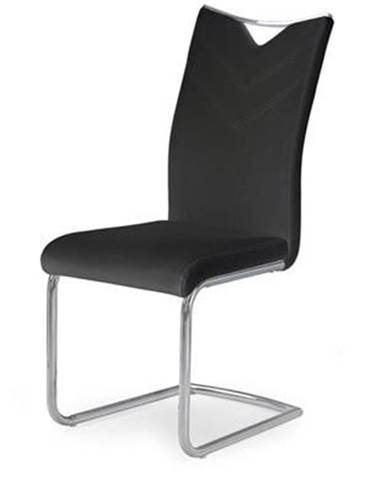 Halmar Jídelní židle K224, černá