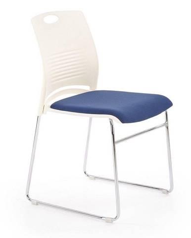 Halmar Konferenční židle Cali, modrá