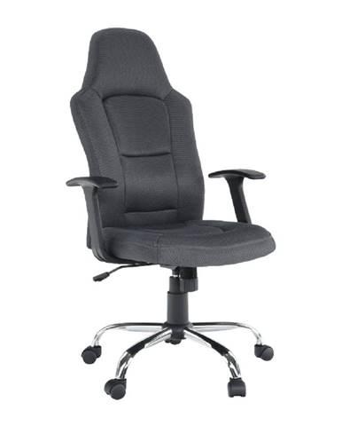 Tempo Kondela Kancelářské židle Van, šedá